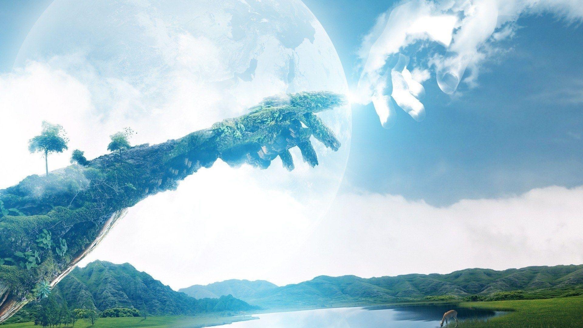 Heaven Desktop Wallpaper