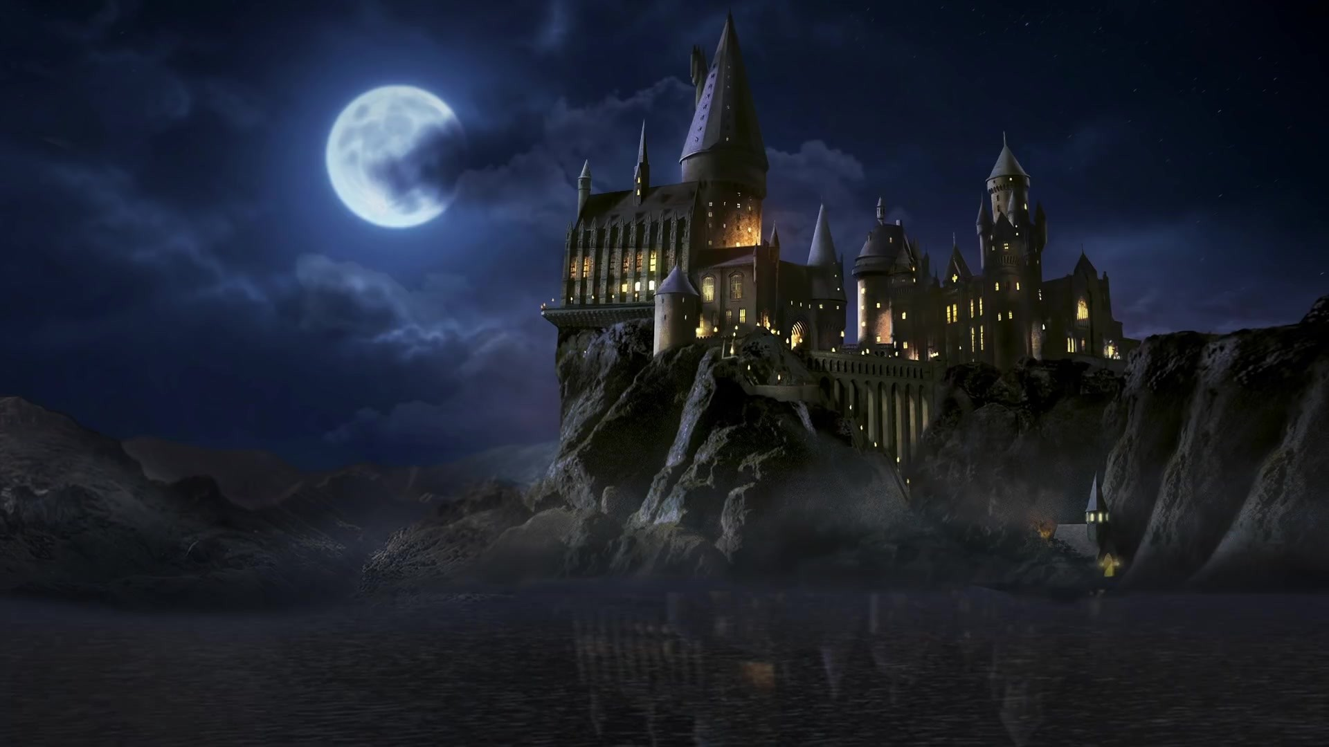 Hogwarts hd wallpaper download