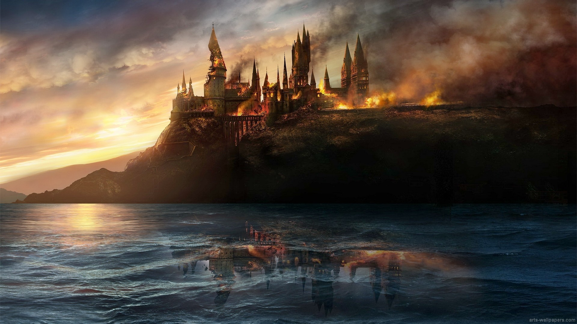 Hogwarts High Quality