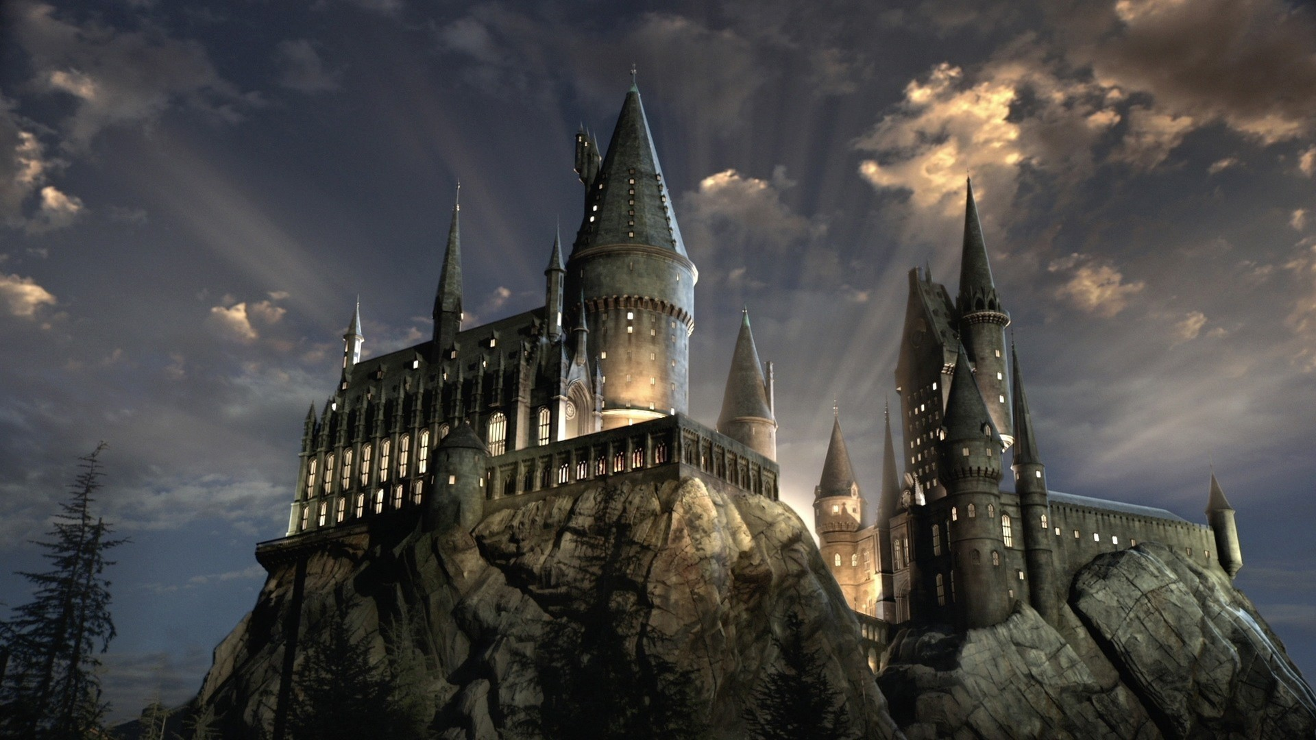 Hogwarts Wallpaper and Background