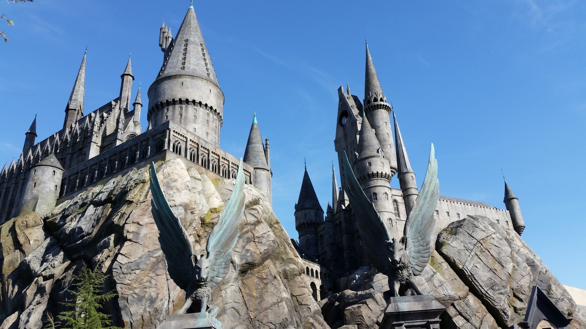 Hogwarts wallpaper photo hd