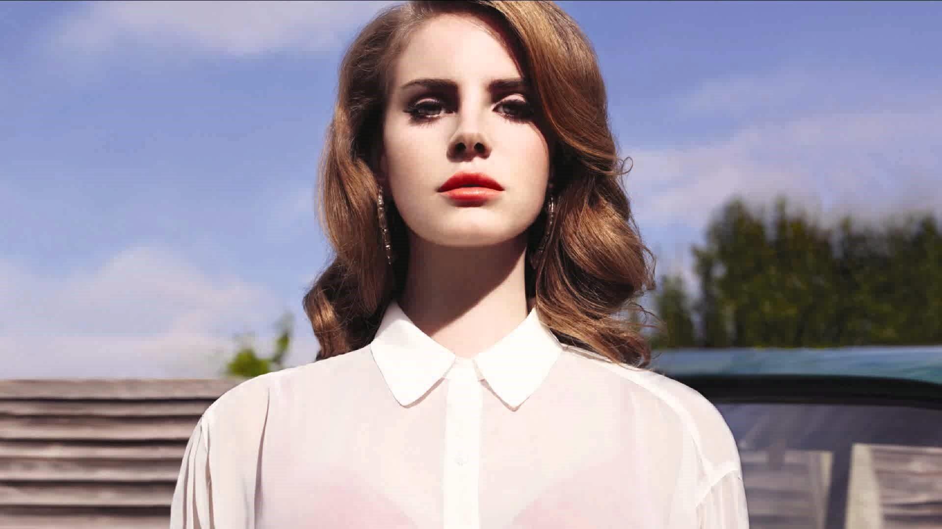 Lana Del Rey HD Wallpaper