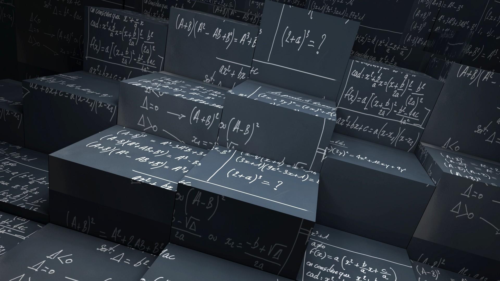 Math Desktop wallpaper