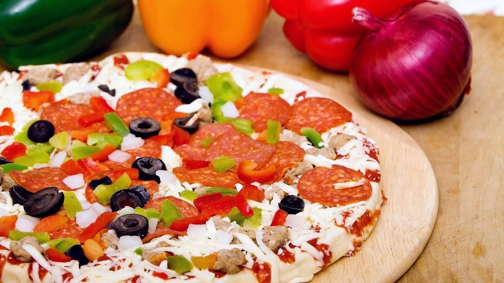 Pizza hd wallpaper download