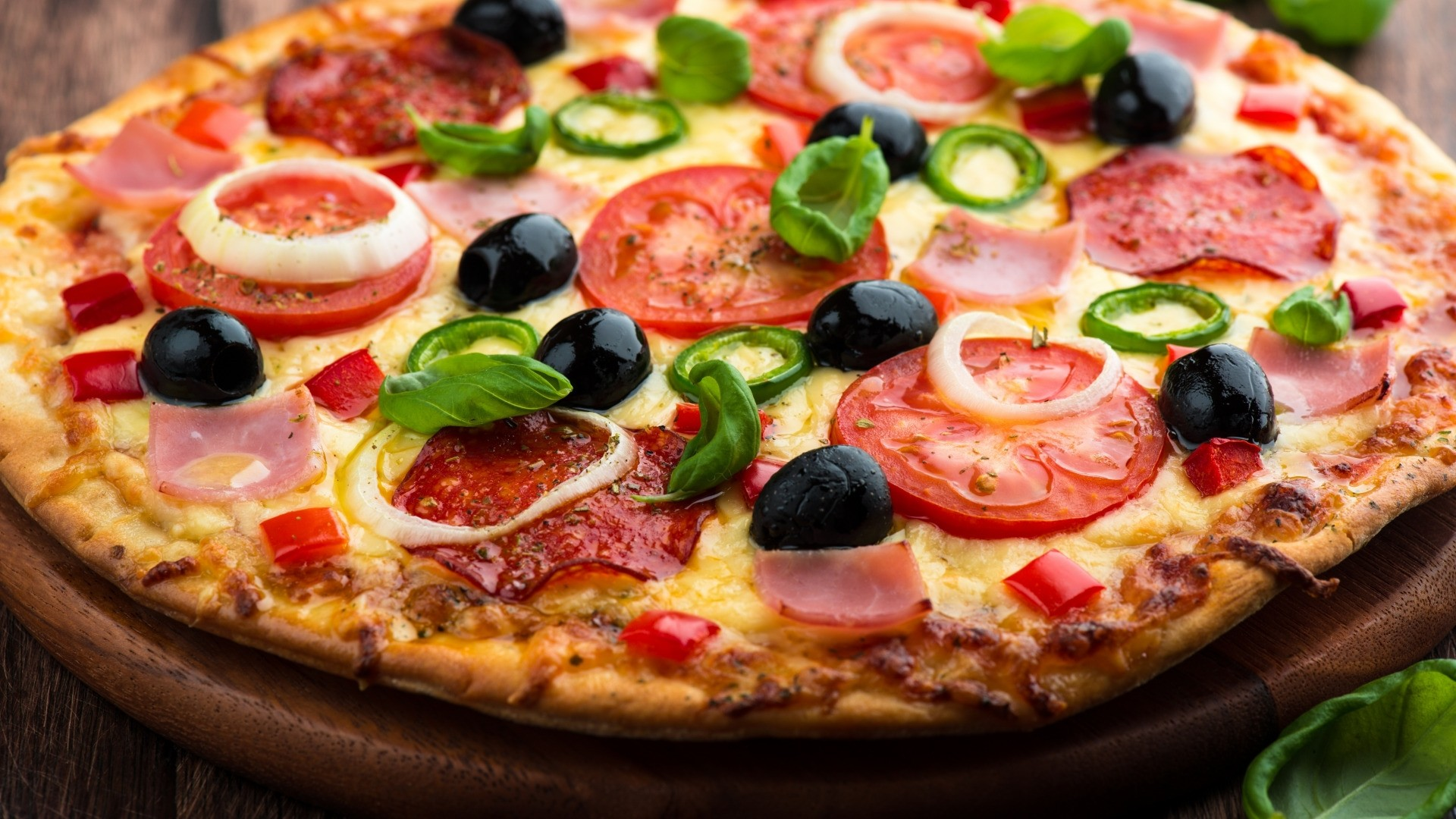 Pizza Free Wallpaper and Background