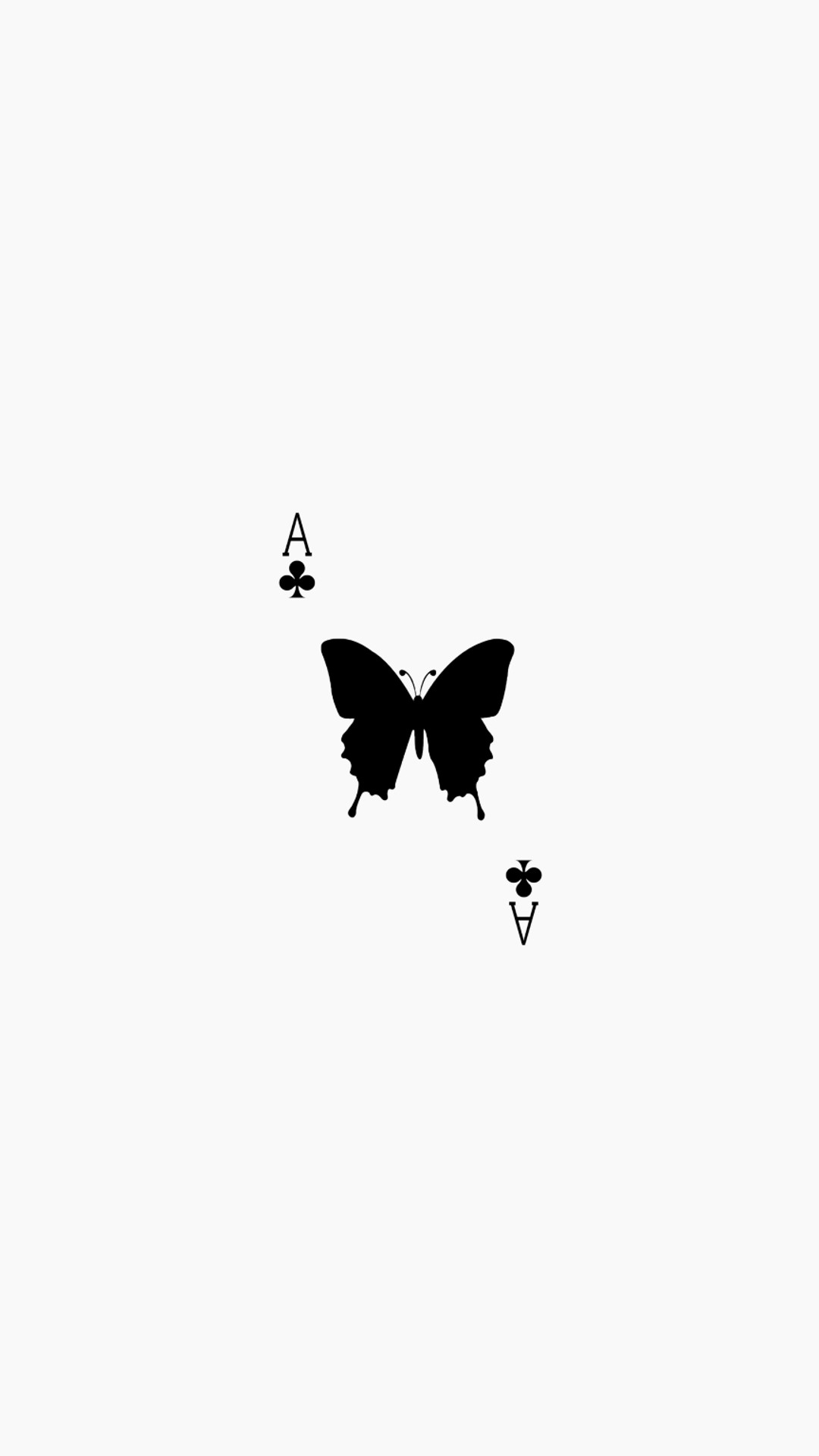 Aesthetic Butterfly iphone 8 plus wallpaper