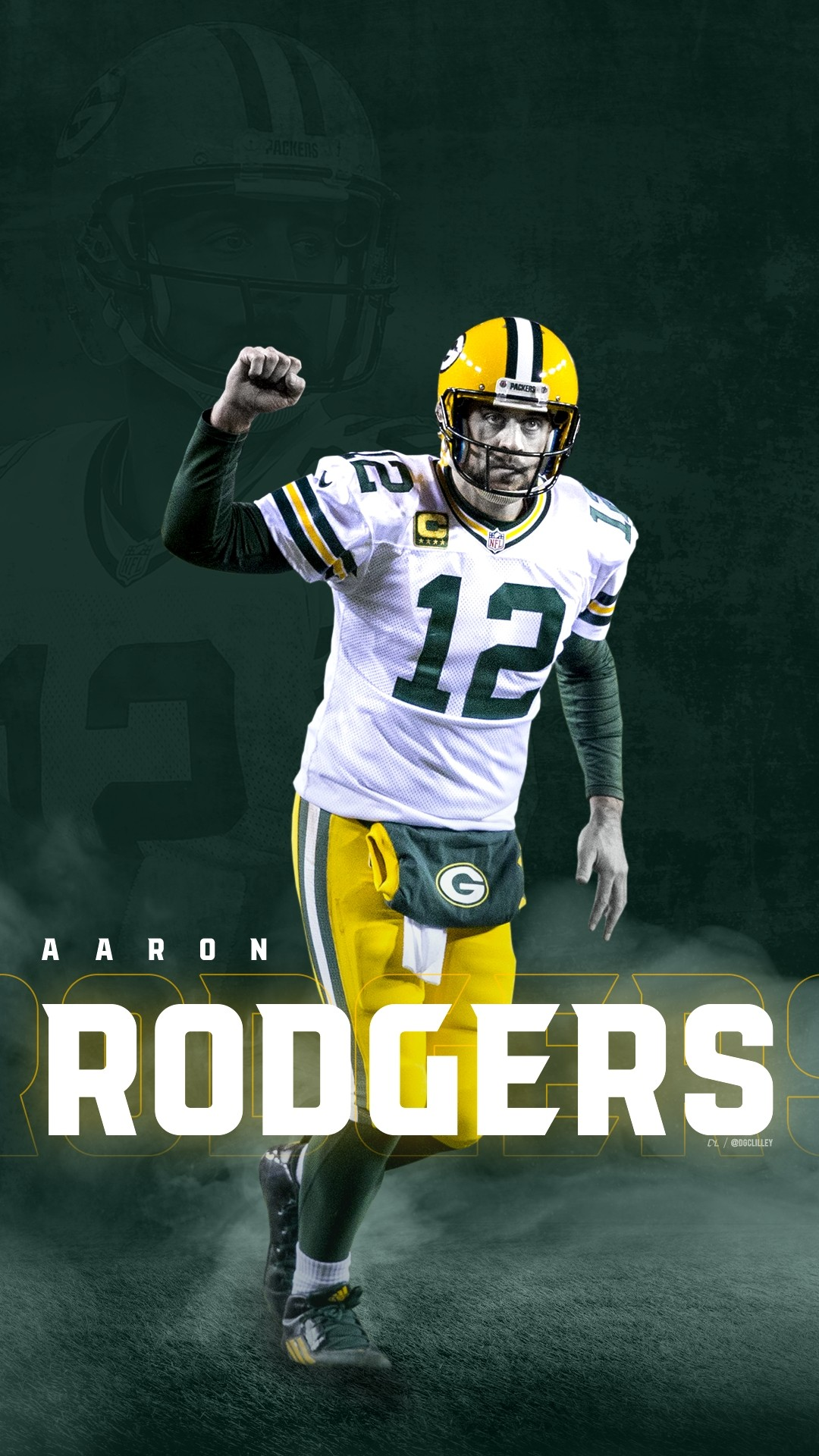 Aaron Rodgers wallpaper for android