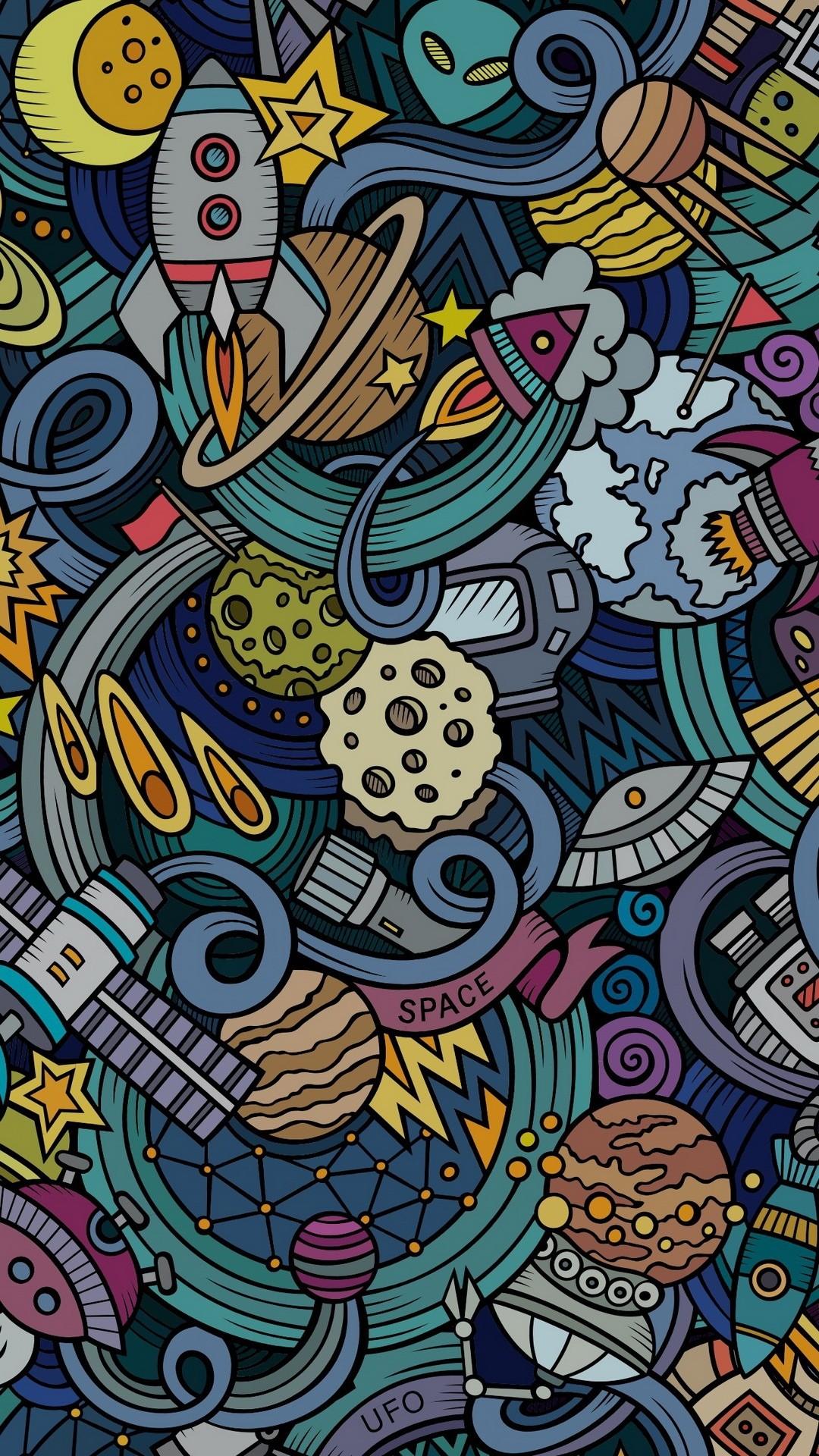 Art iphone home screen wallpaper