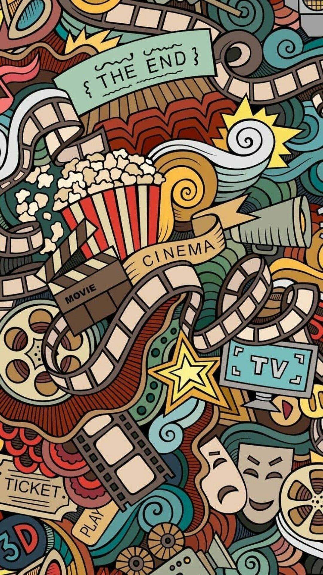 Art screensaver wallpaper
