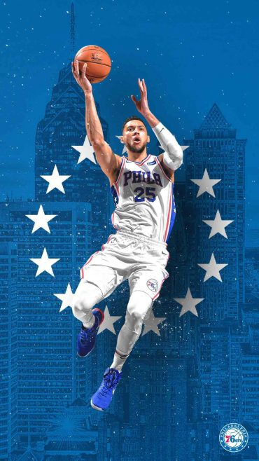Ben Simmons wallpaper for iphone
