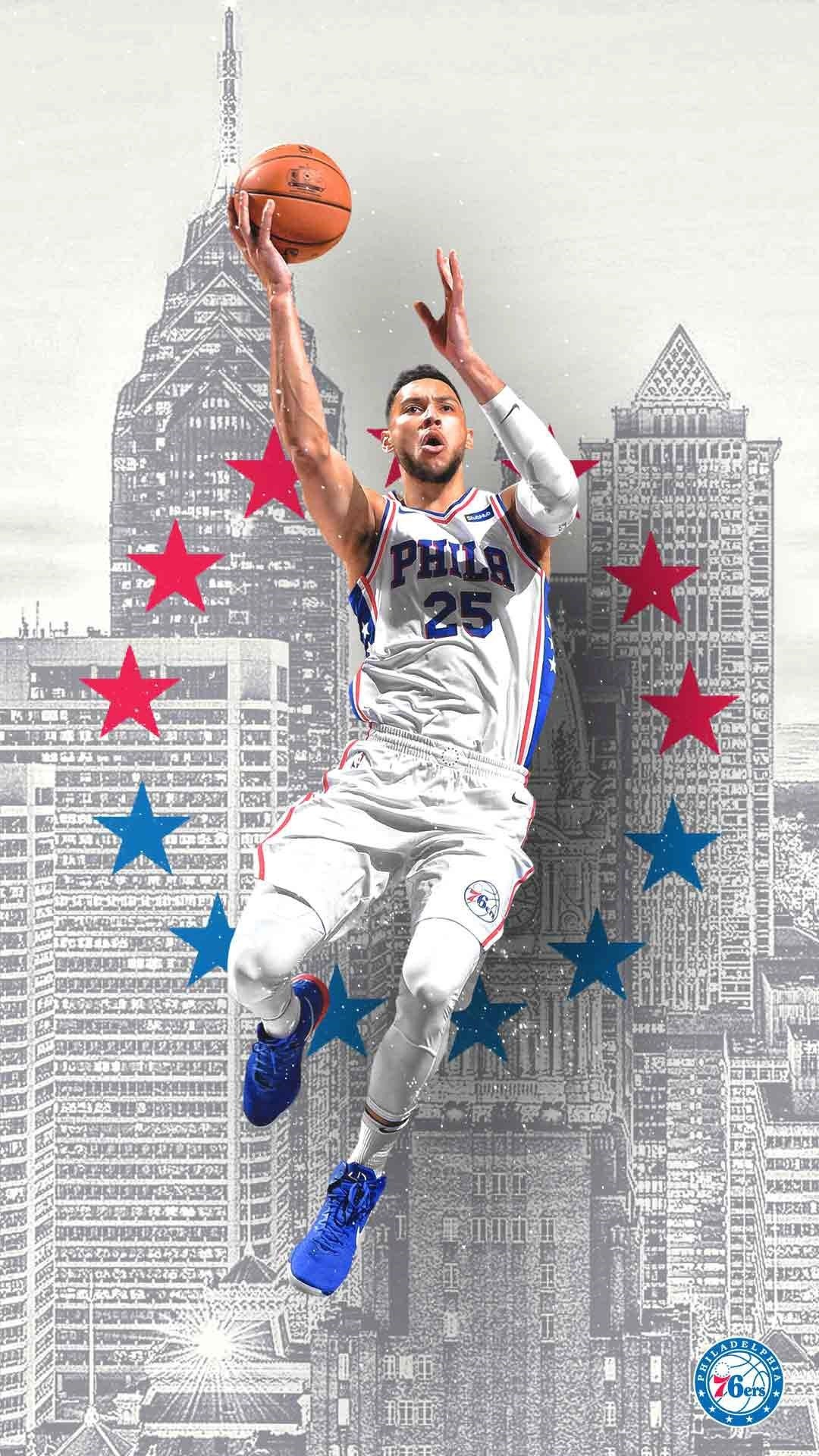 Ben Simmons free wallpaper for android