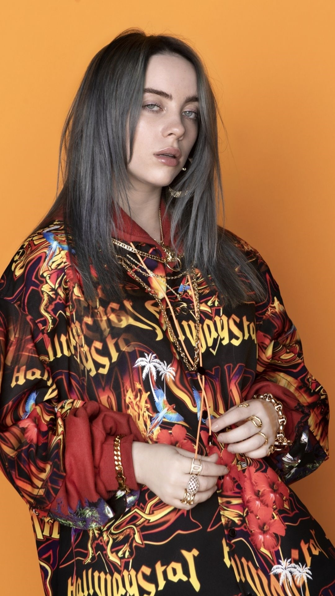 Billie Eilish free wallpaper for android