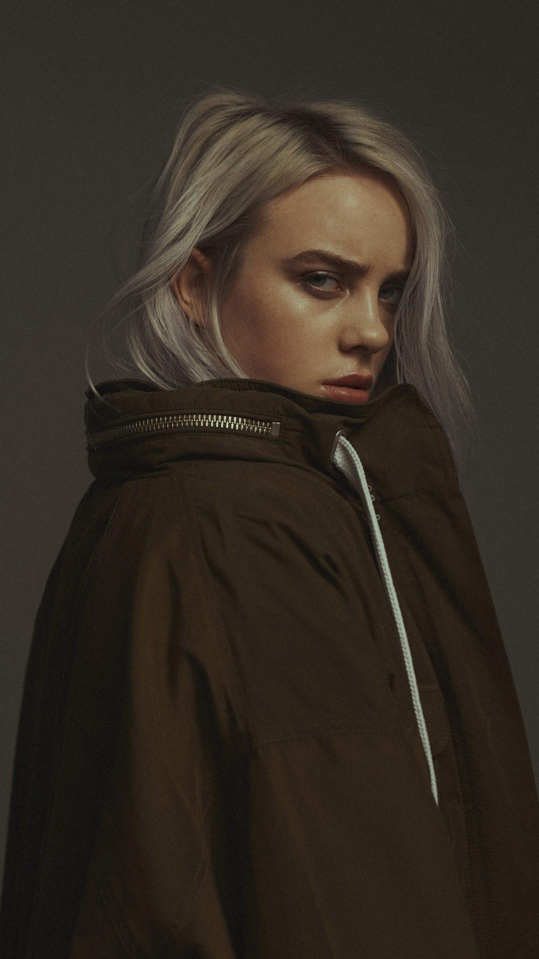 Billie Eilish iphone 5 wallpaper