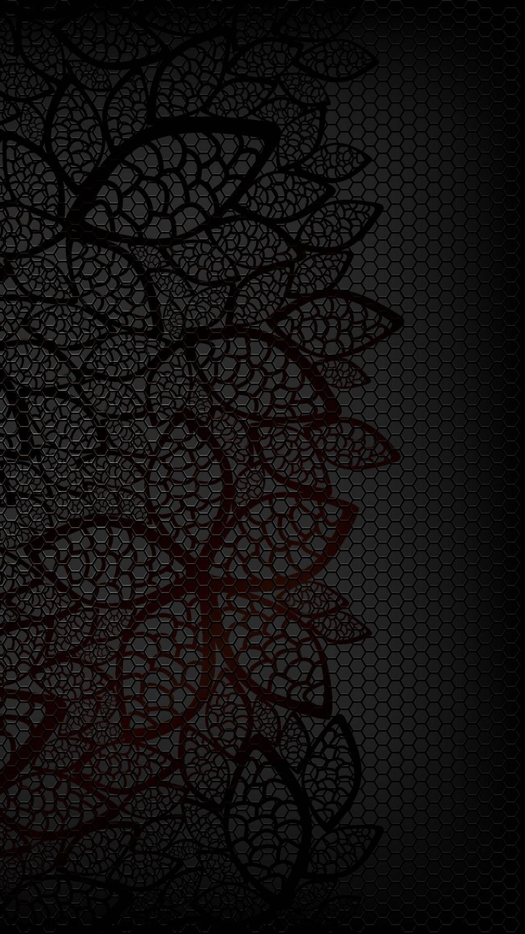 Black iphone 5 wallpaper