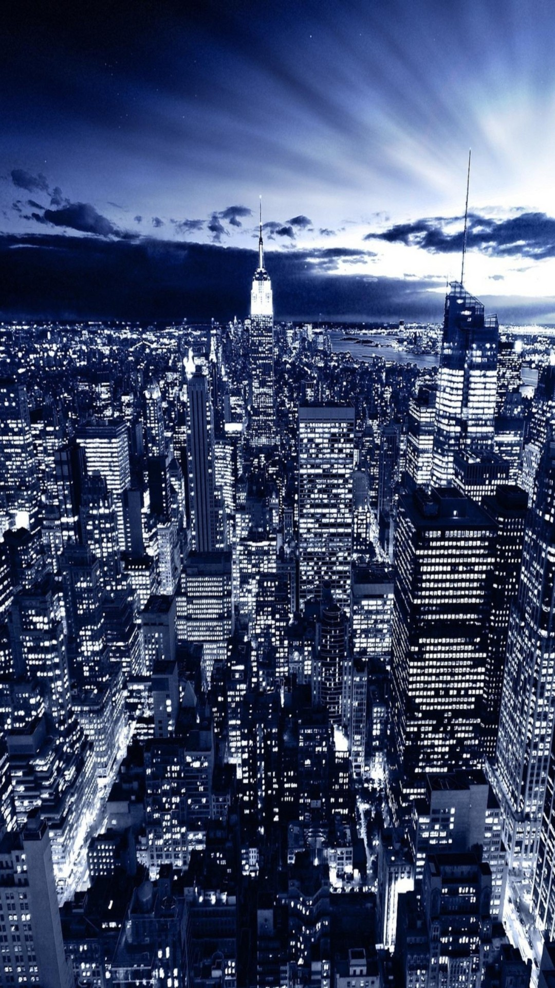City free wallpaper for android