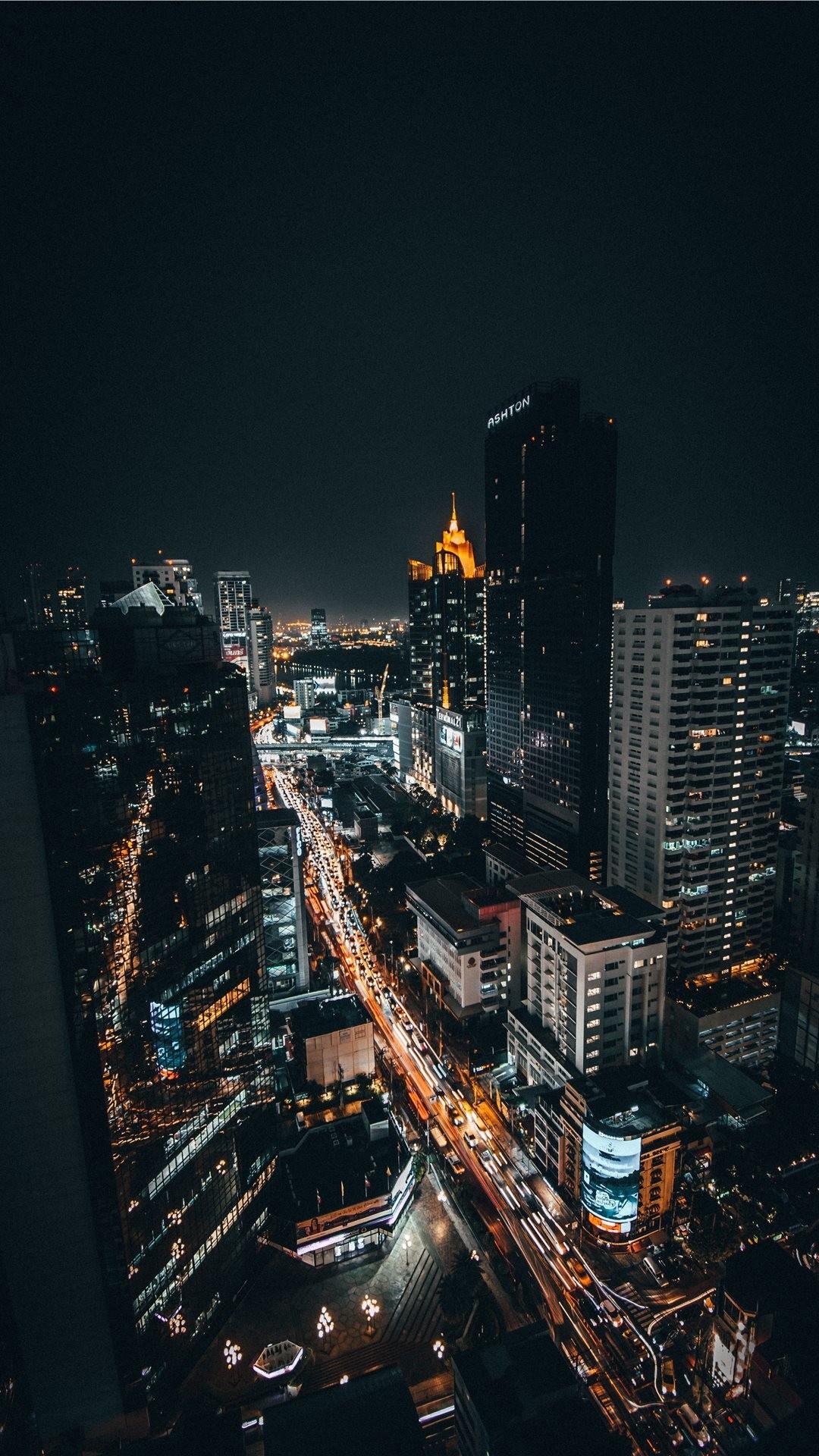 City iphone 8 plus wallpaper