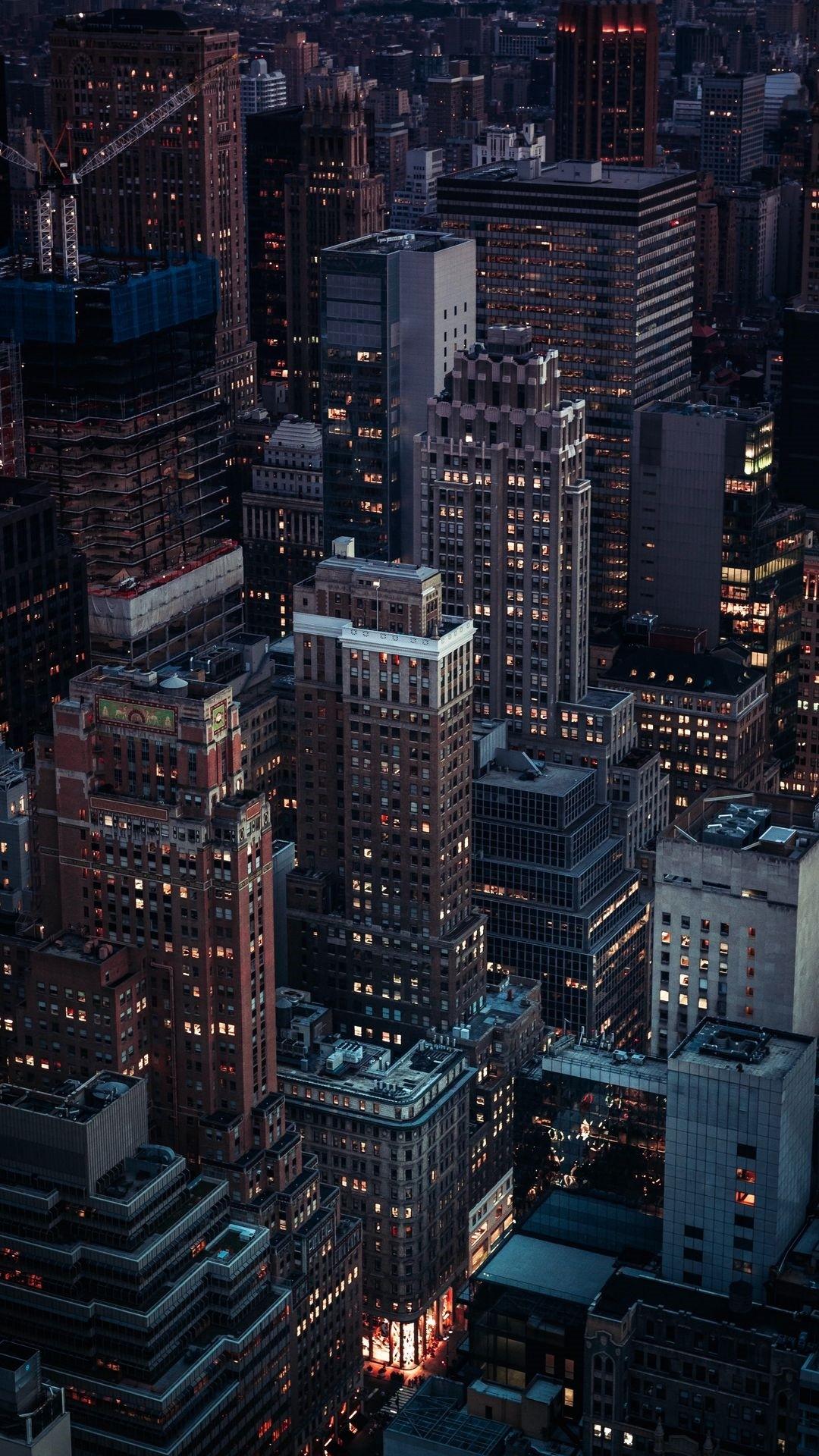 City iphone 6 wallpaper