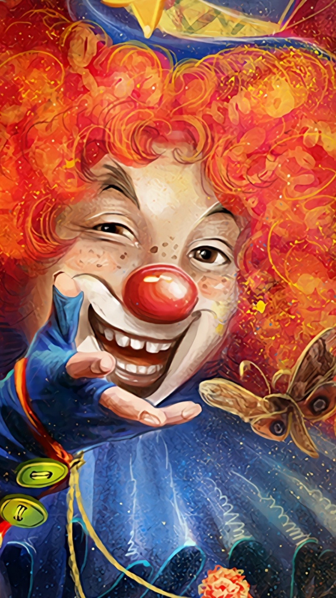 Clown iPhone Wallpapers: 12 Images WallpaperBoat