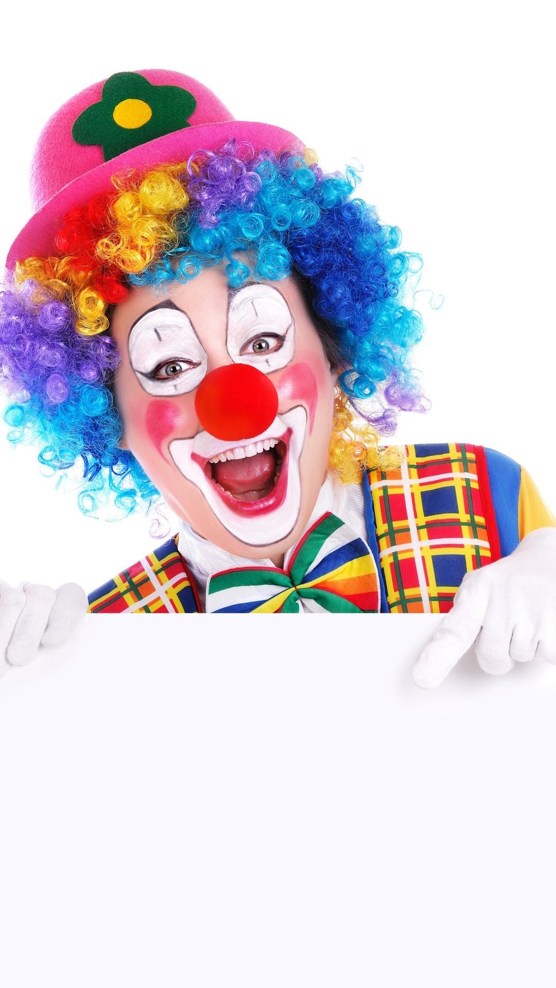 Clown wallpaper for iphone