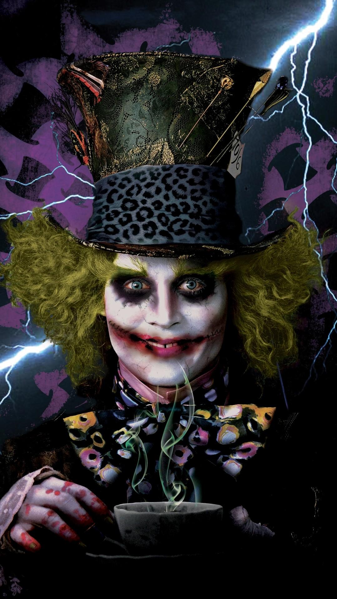 Clown iphone 7 wallpaper