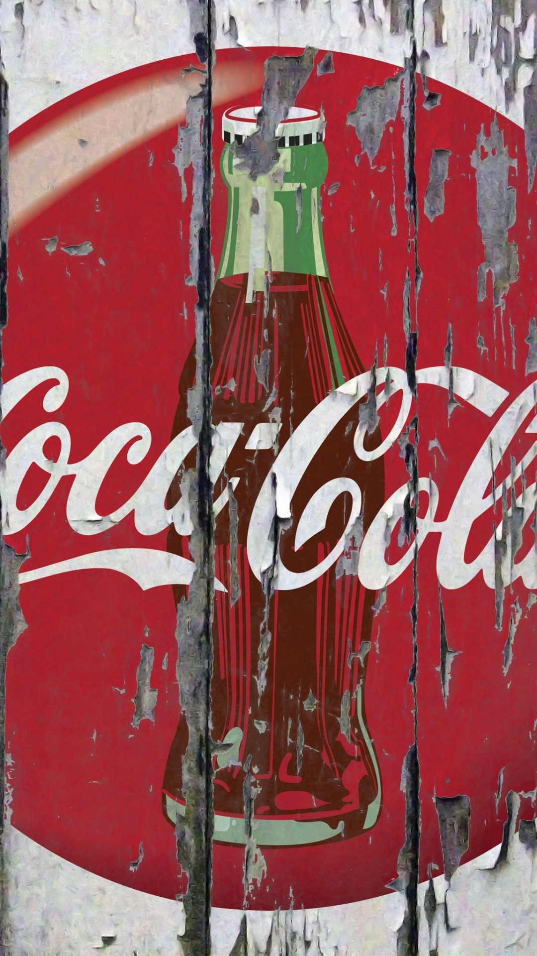 Coca Cola iphone wallpaper