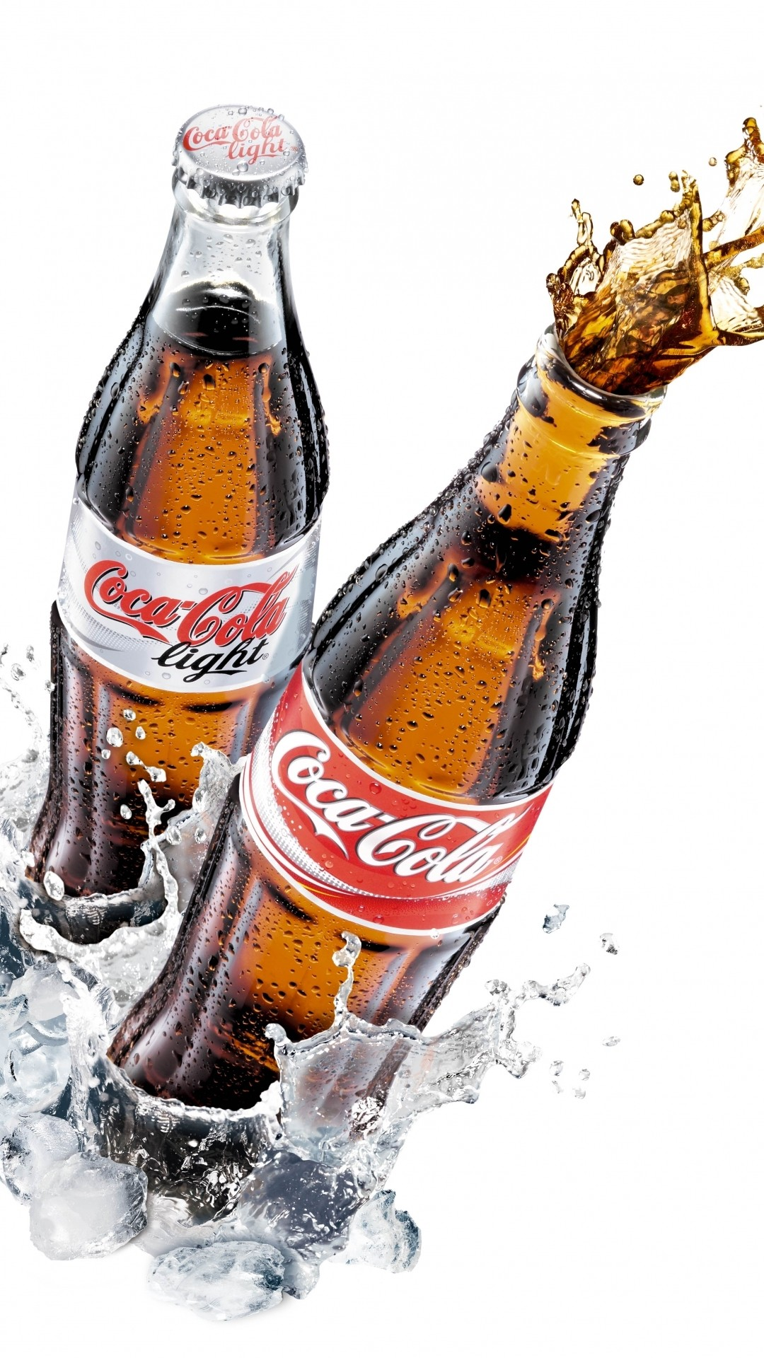 Coca Cola iphone home screen wallpaper