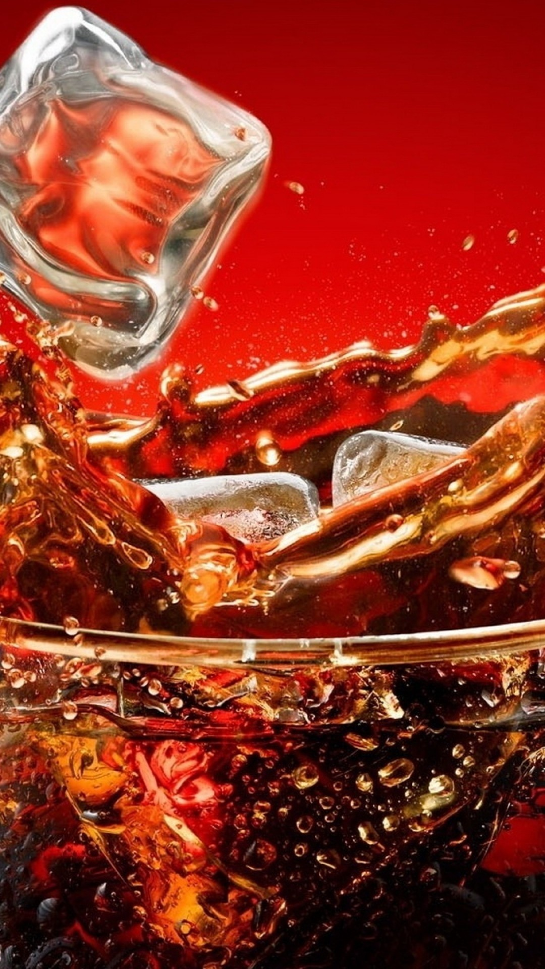 Coca Cola free wallpaper for android
