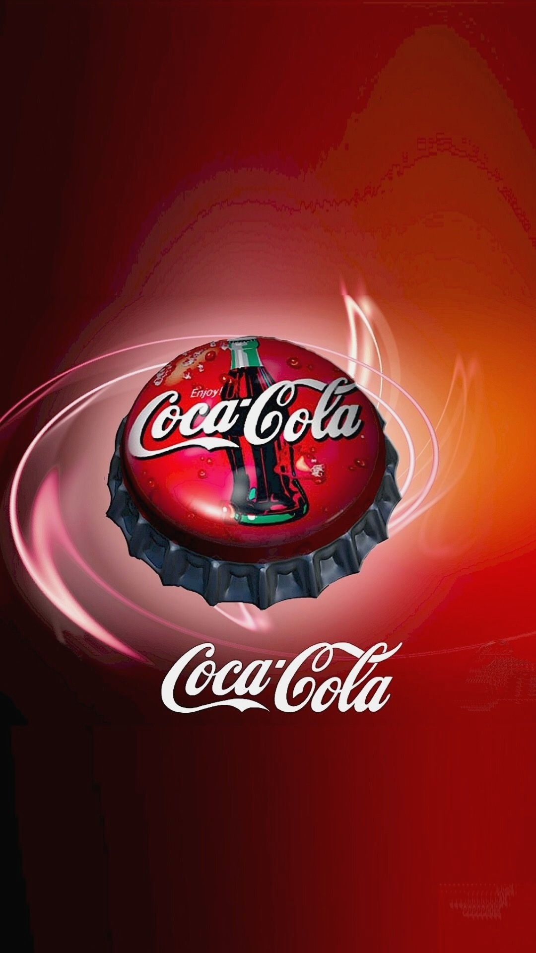 Coca Cola wallpaper for iphone