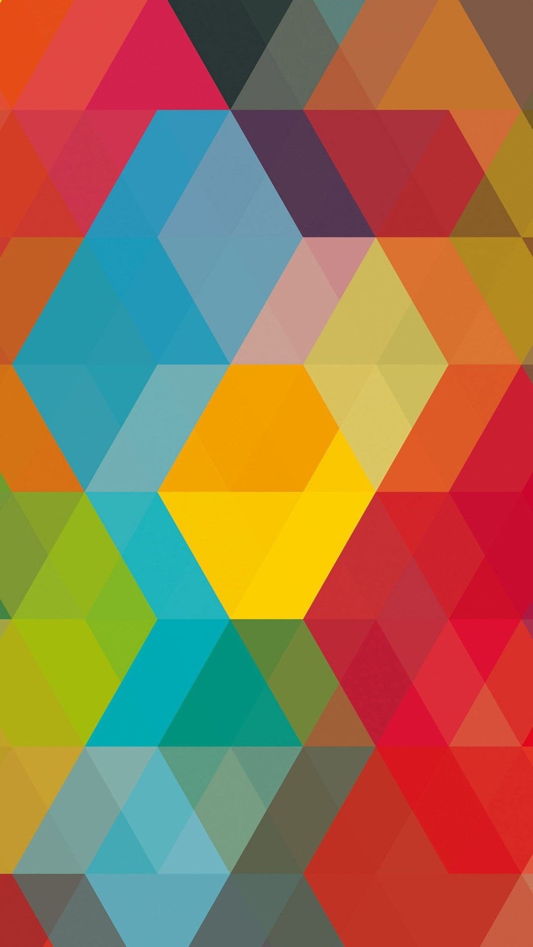 Colorful iphone 5 wallpaper