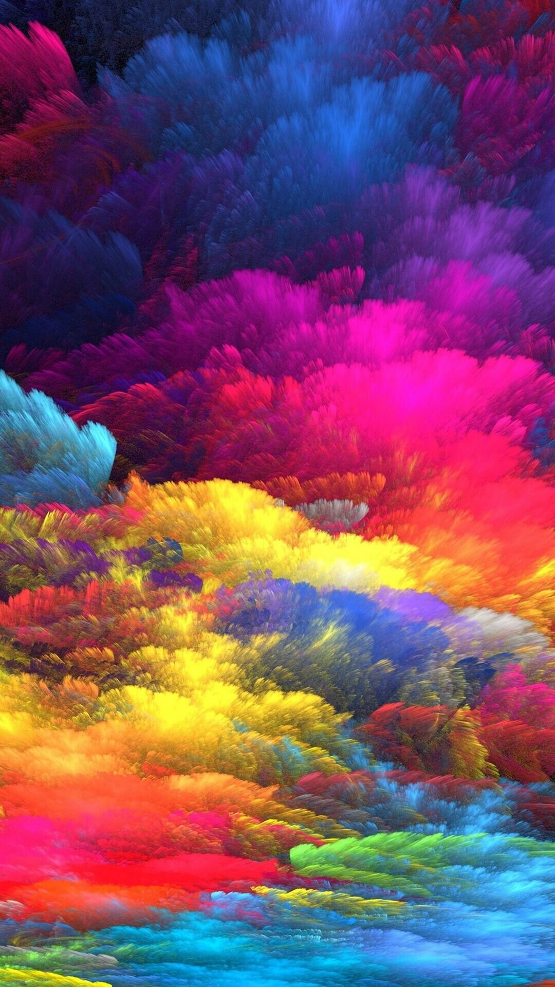Colorful wallpaper for iphone