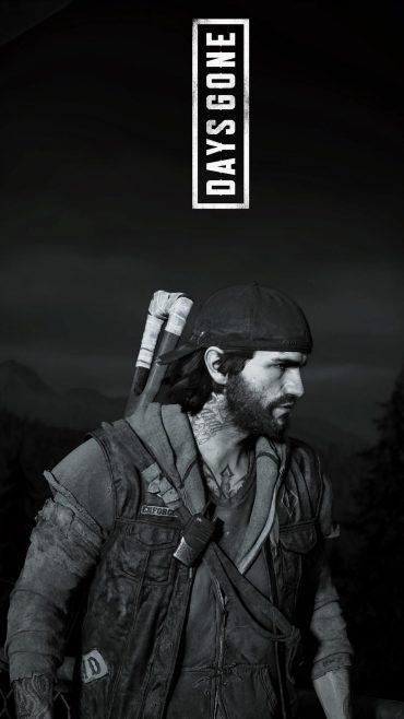 Days Gone wallpaper iphone
