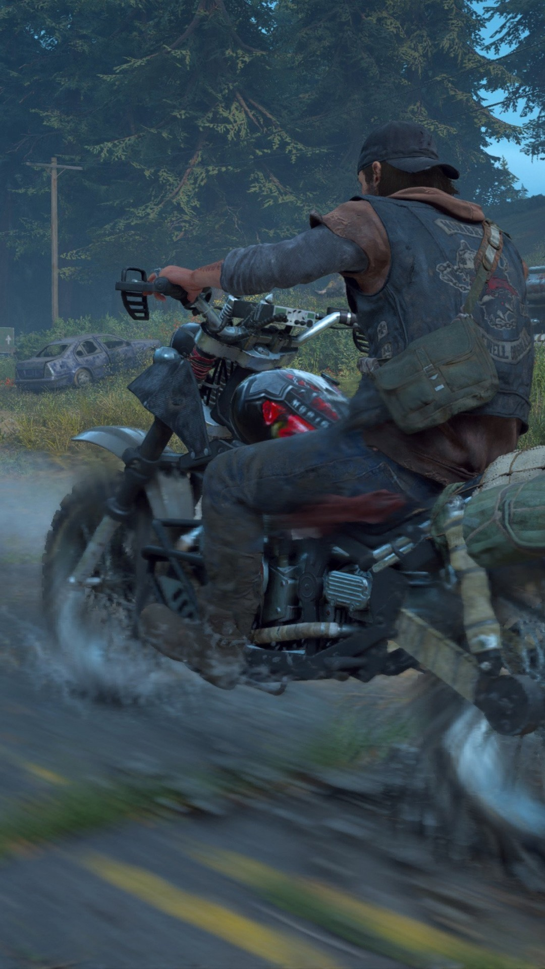 Days Gone free wallpaper for android