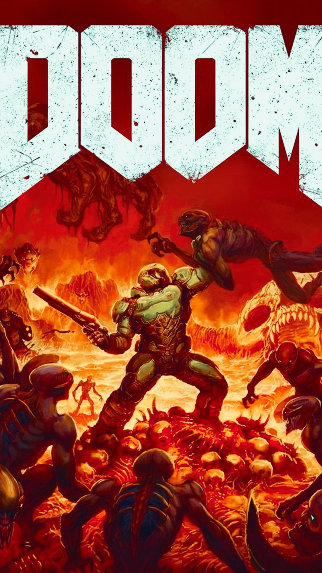 Doom Eternal iphone 5s