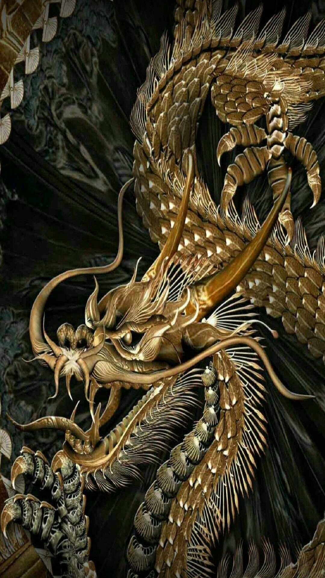 Dragon iphone