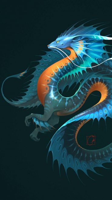 Dragon wallpaper iphone
