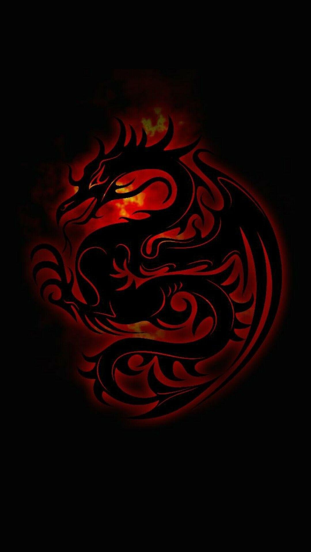 Dragon iphone 8 wallpaper