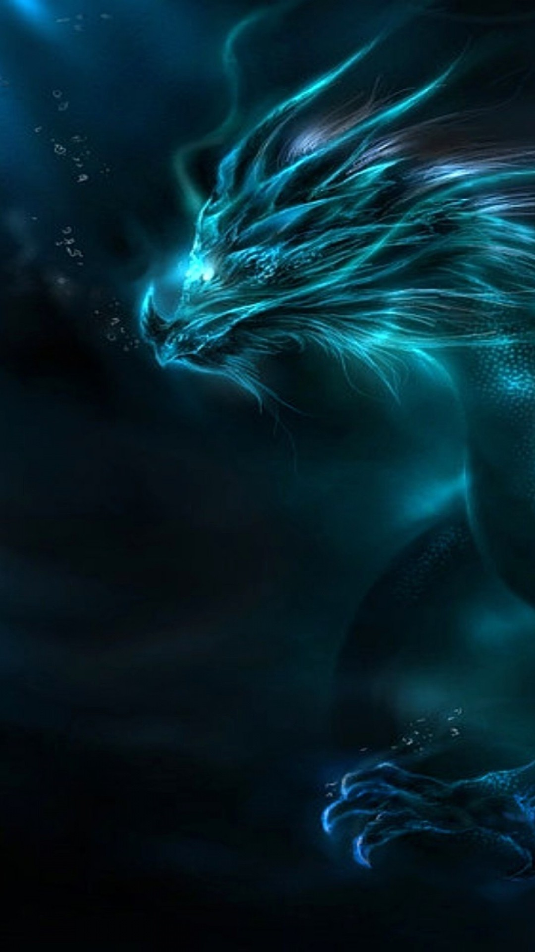 Dragon ios wallpaper