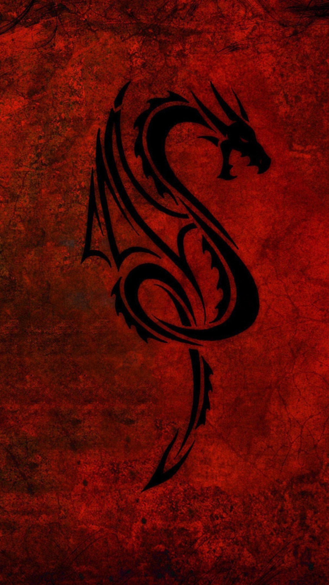 Dragon screensaver wallpaper