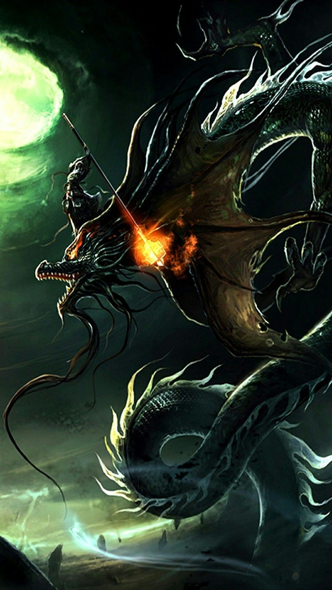 Dragon iphone 6 wallpaper