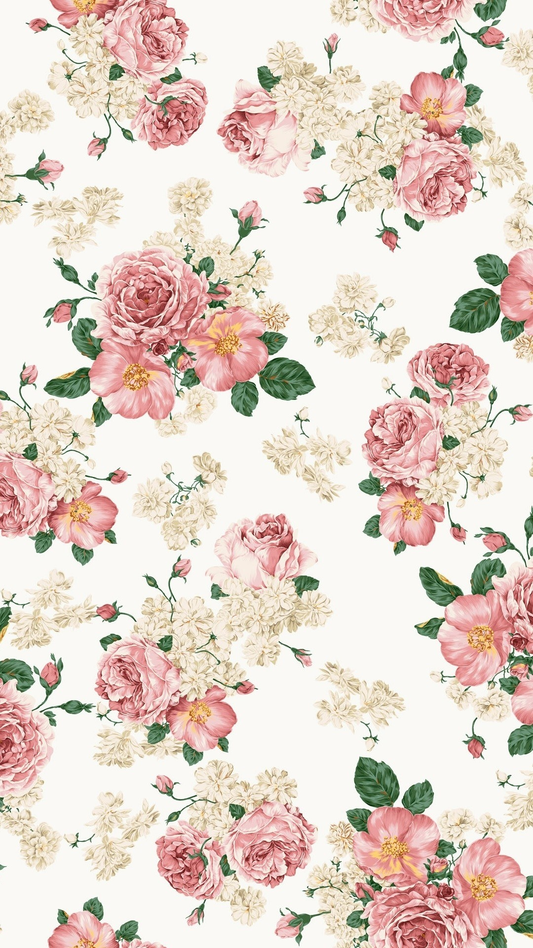 Floral free wallpaper for android