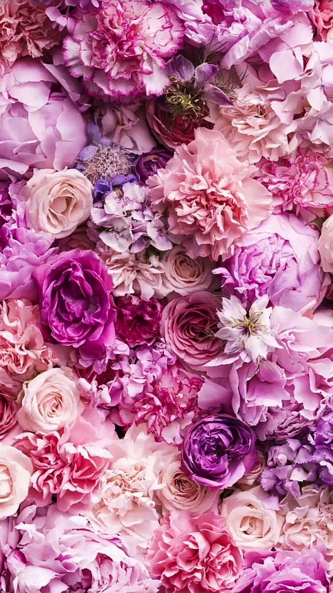 Floral ios wallpaper