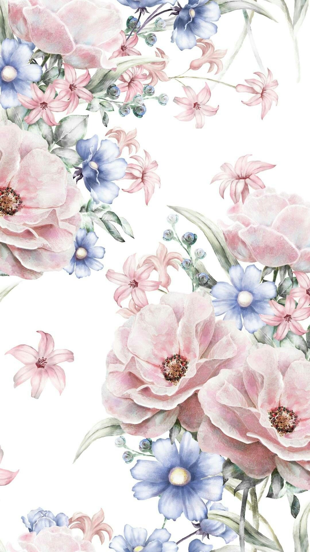 Floral iphone wallpaper high quality