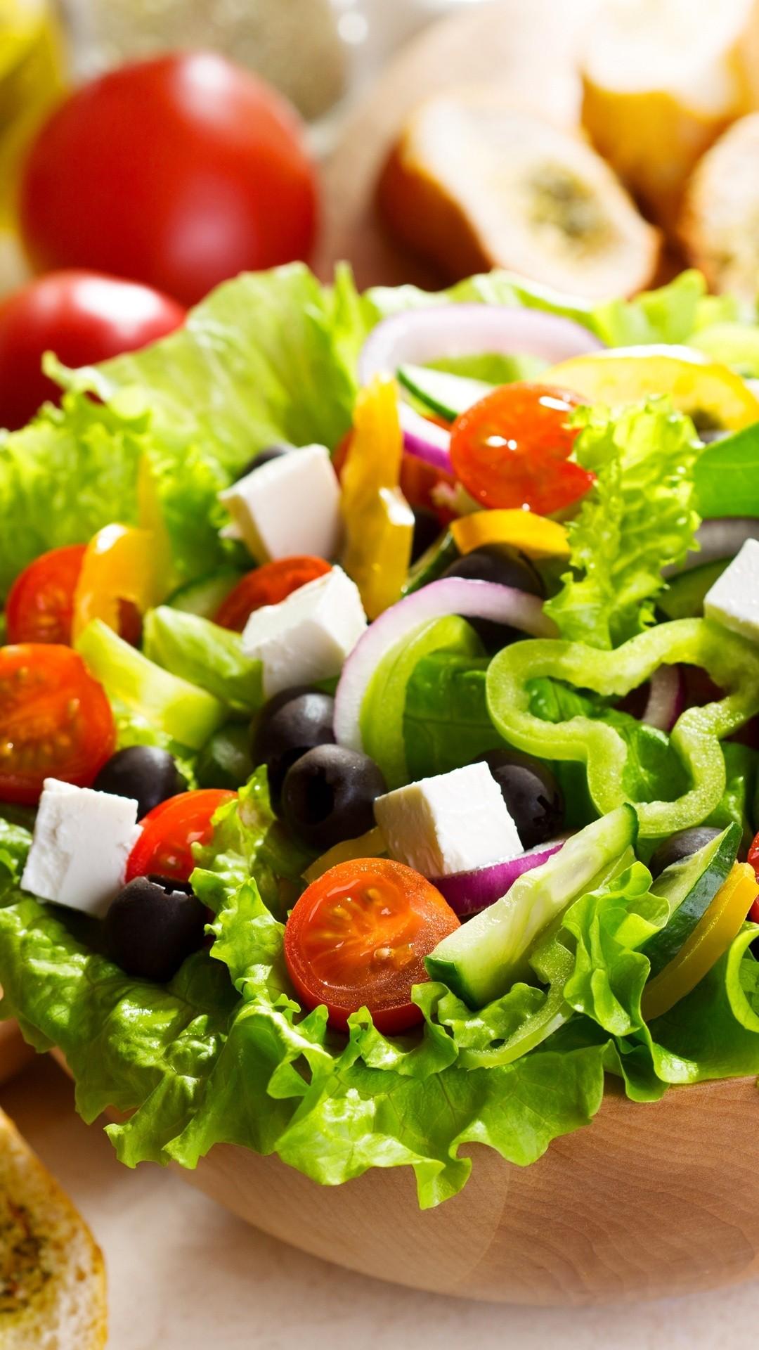 Food screensaver wallpaper
