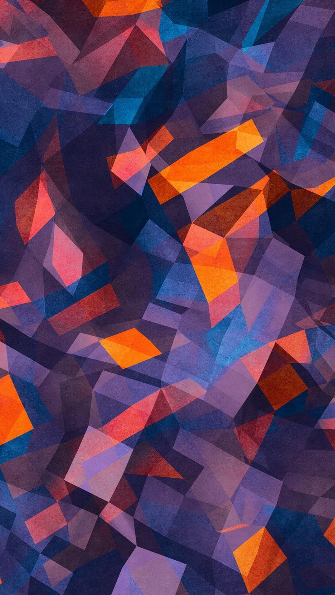 Geometric iphone 5 wallpaper