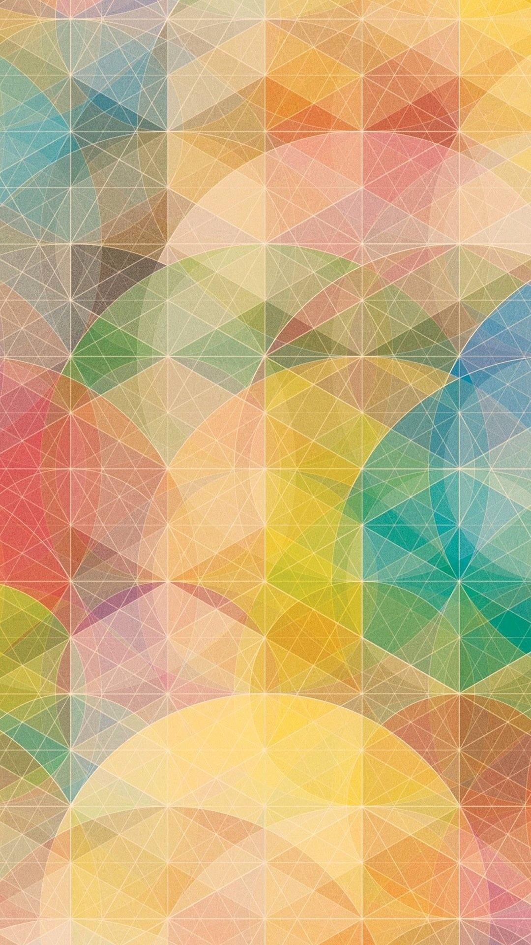Geometric phone wallpaper hd