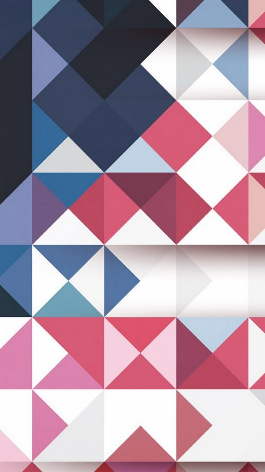 Geometric wallpaper for android