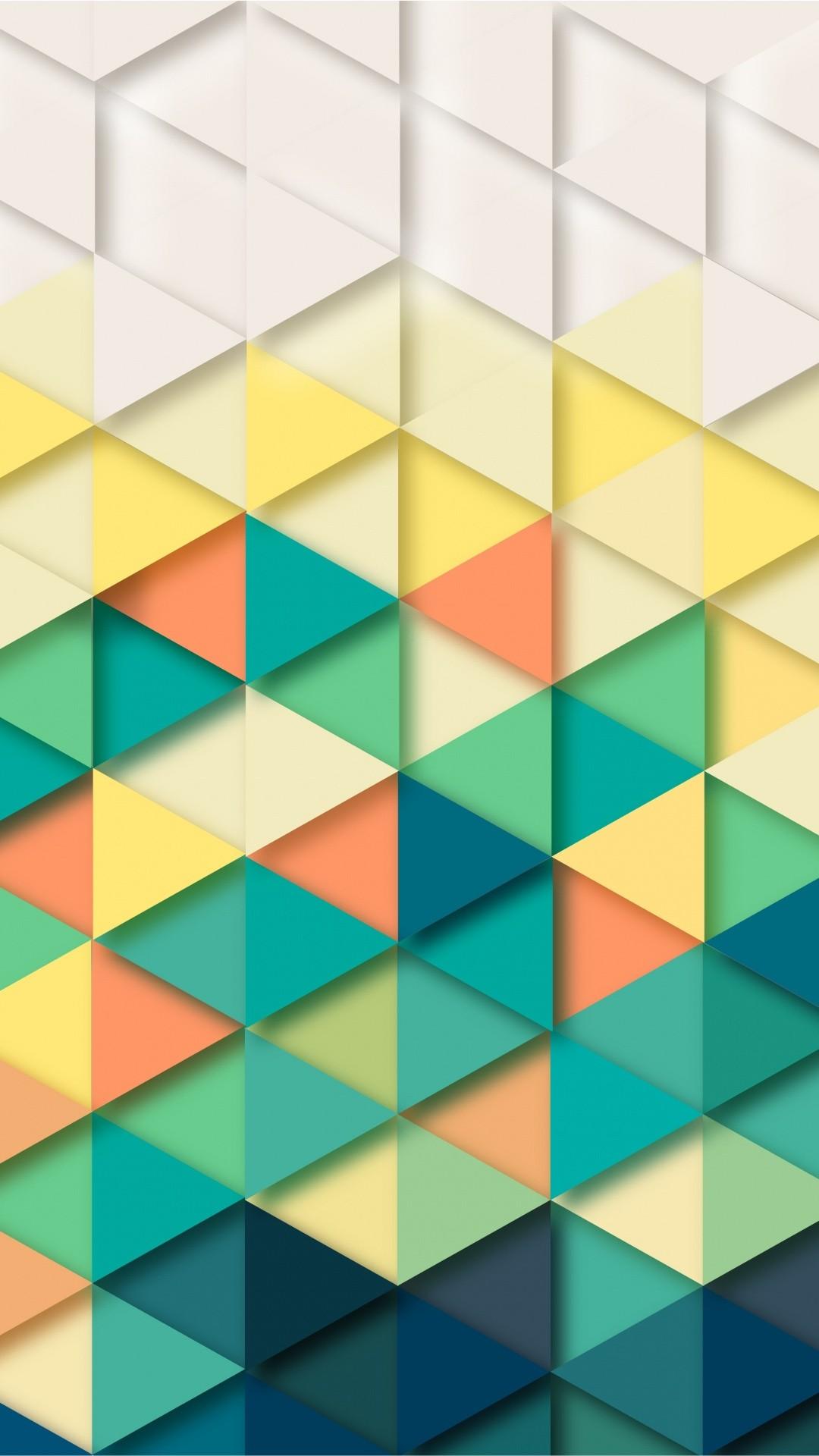 Geometric hd wallpaper for iphone