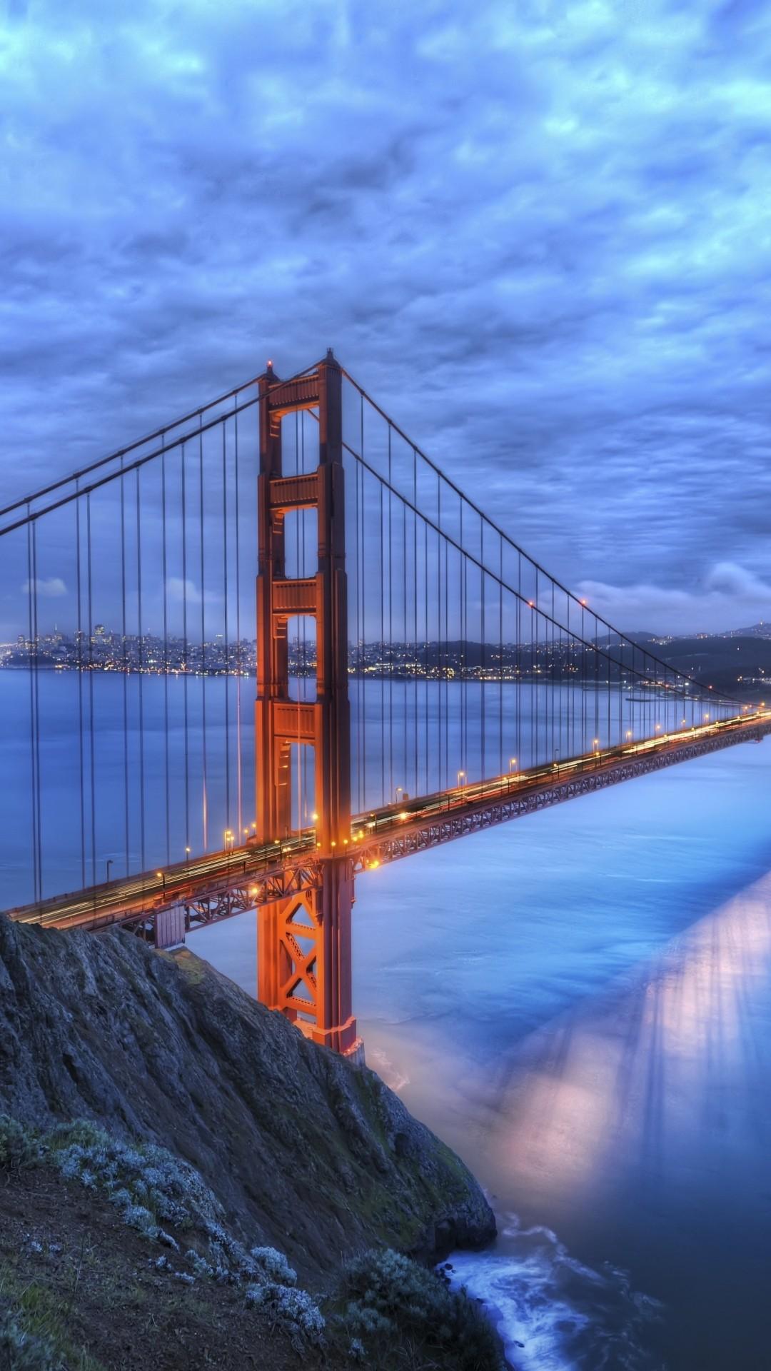 Golden Gate Bridge iphone 6 wallpaper