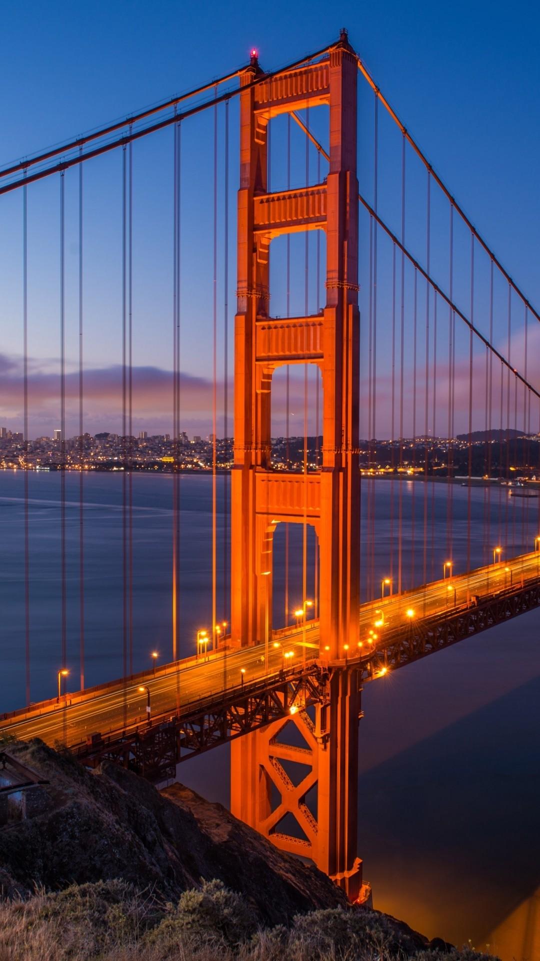 Golden Gate Bridge free wallpaper for android