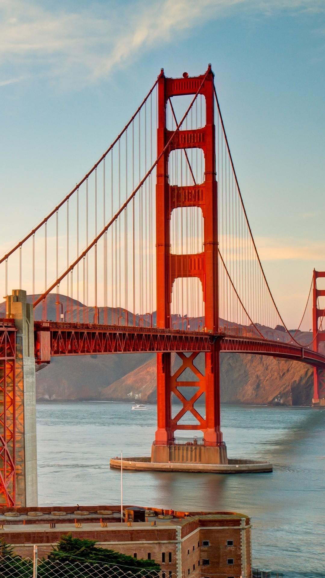 Golden Gate Bridge wallpaper for android